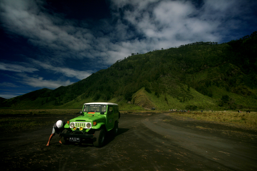 bromo jeep