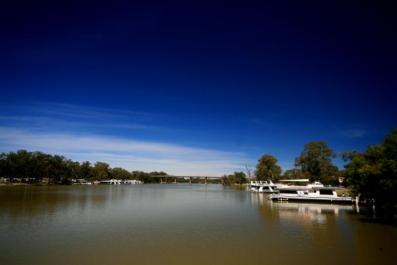 murray river, mildura