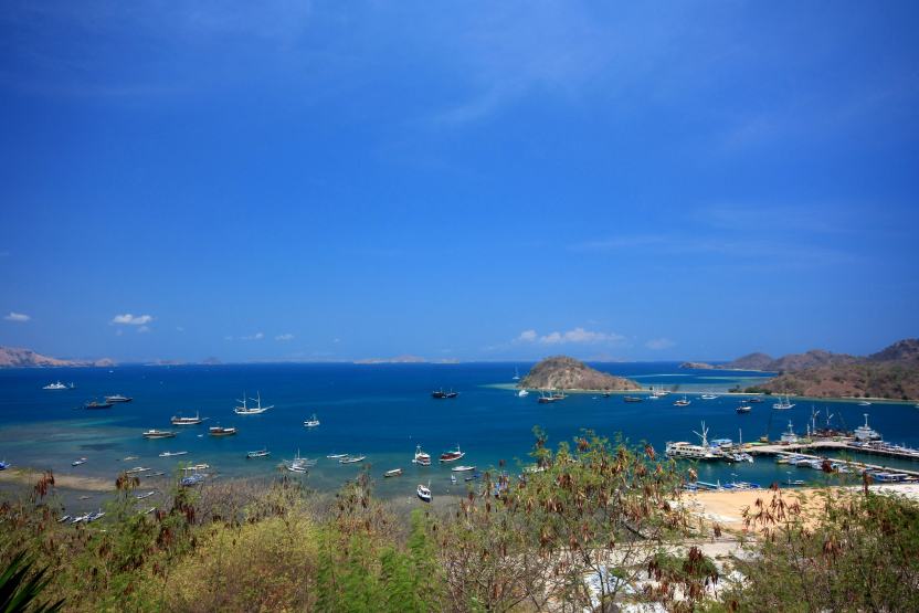 labuan bajo port