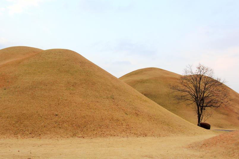 daereungwon tomb complex
