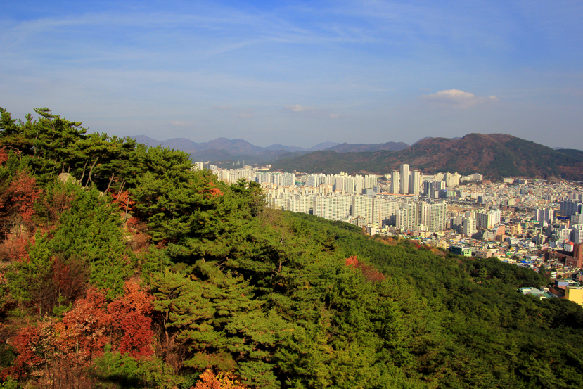 geumjeong mountain