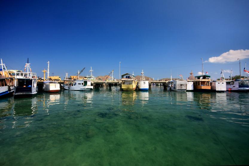 labuan bajo port